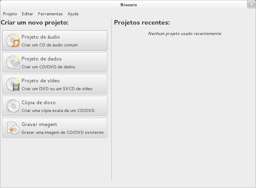 help/pt_BR/figures/brasero-main-window.png
