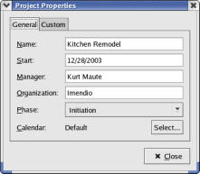 docs/user-guide/C/figures/project-properties.png